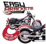 Removable Saddlebags for Kawasaki Vulcan Classic