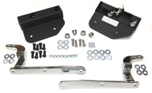 EB Kit BON-R1C Chrome Mounting Plate